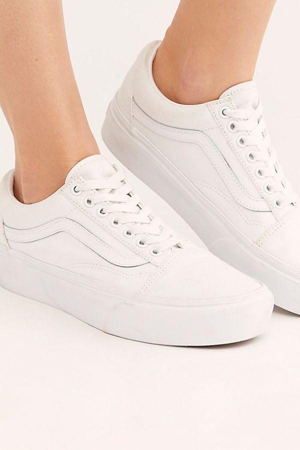 Old Skool Platform Sneakers | Platform