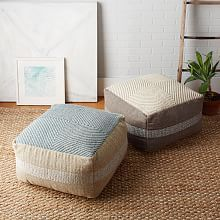 Floor Pillows, Floor Cushions & Poufs | West Elm | Project-Janet ...