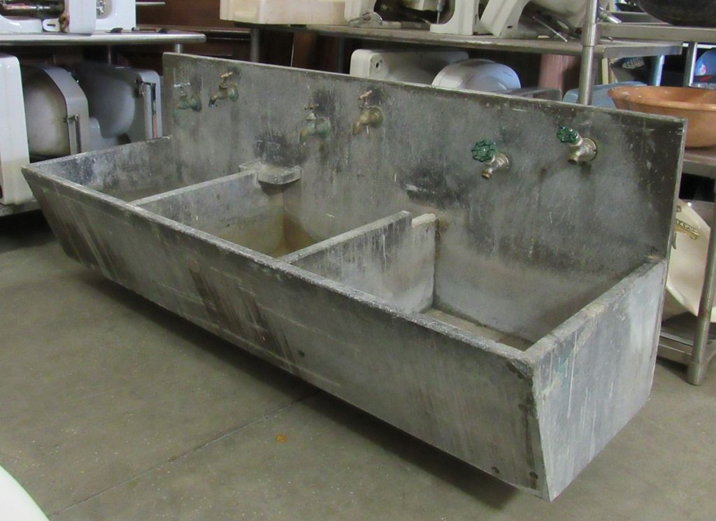 Triple Soapstone Pjt See Website Vintage Farmhouse Sink Vintage Laundry
