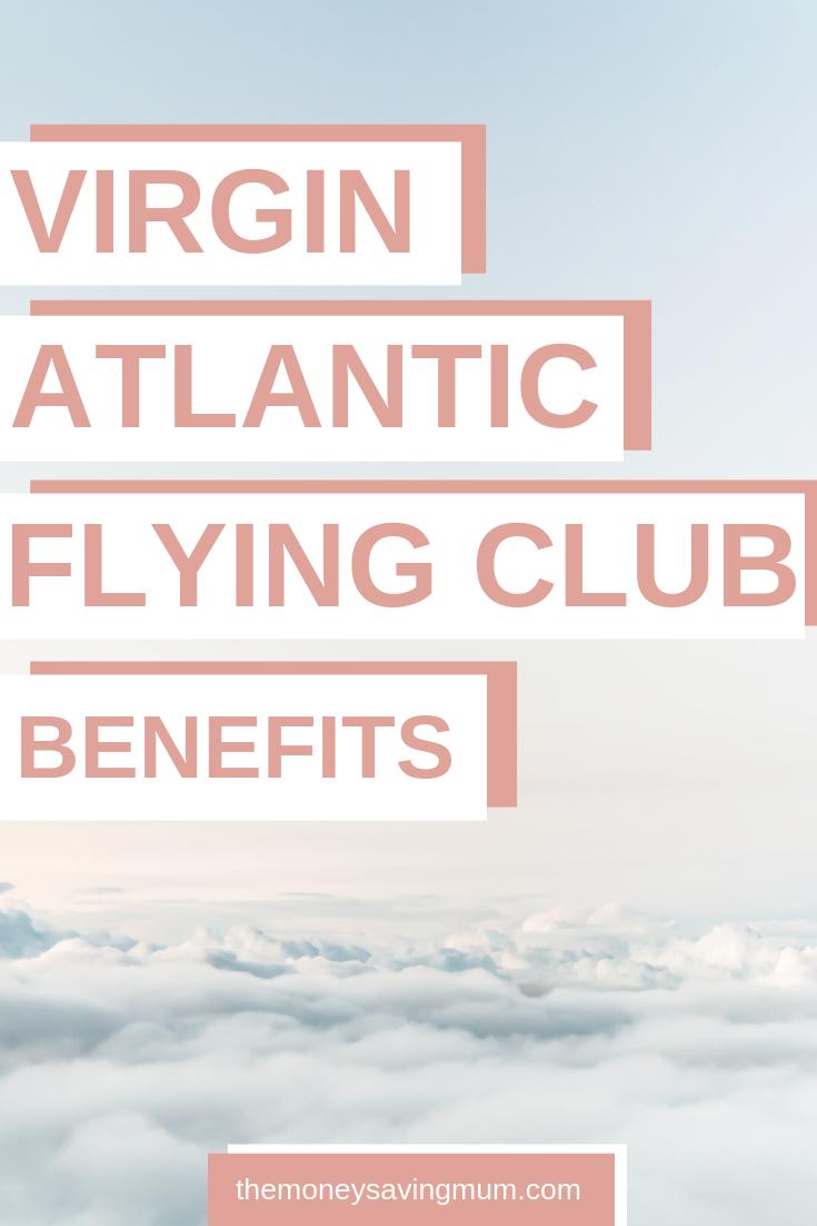 Make Savings With Virgin Atlantic Flying Club Virgin Atlantic