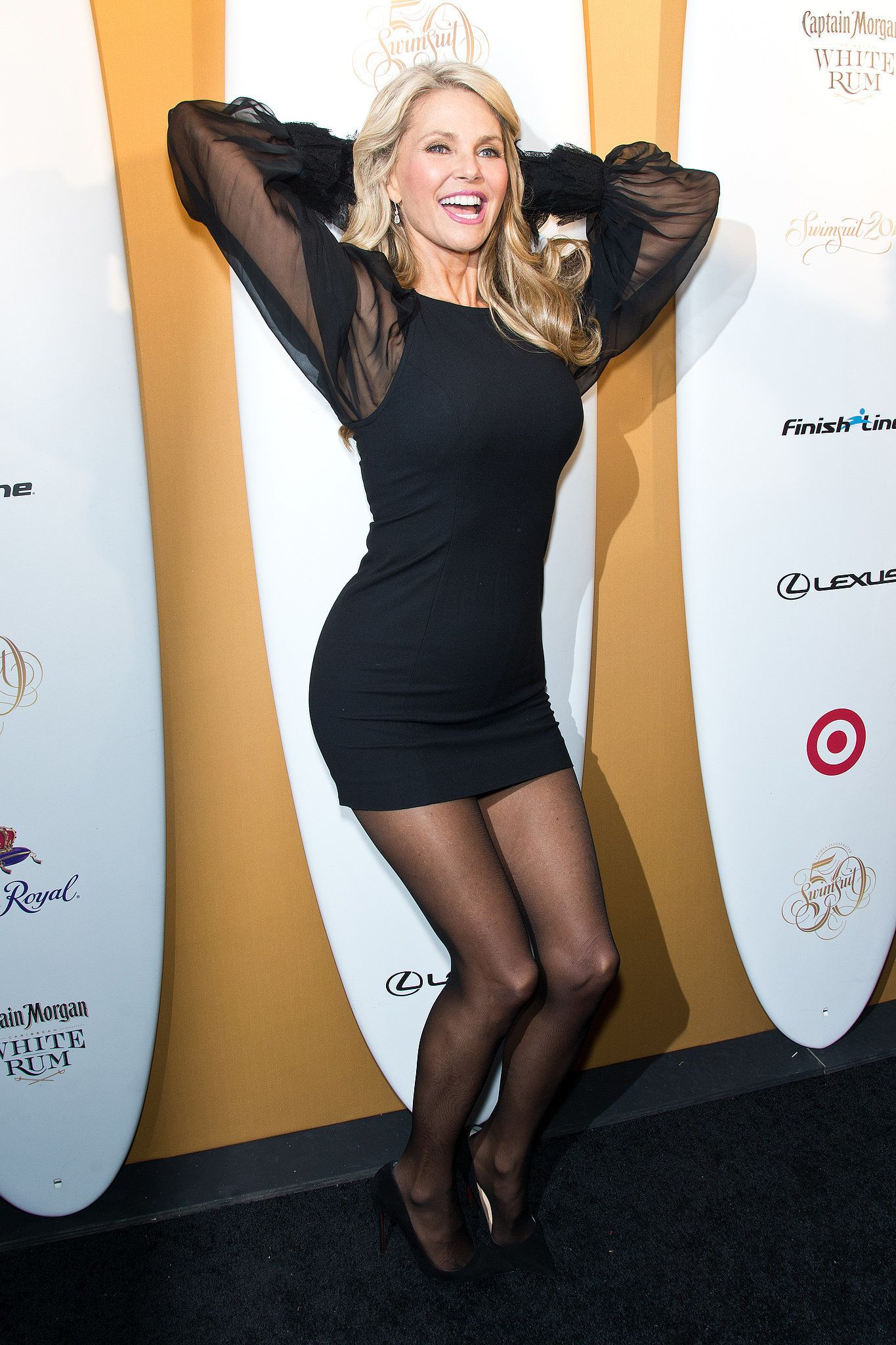 christie brinkley 60