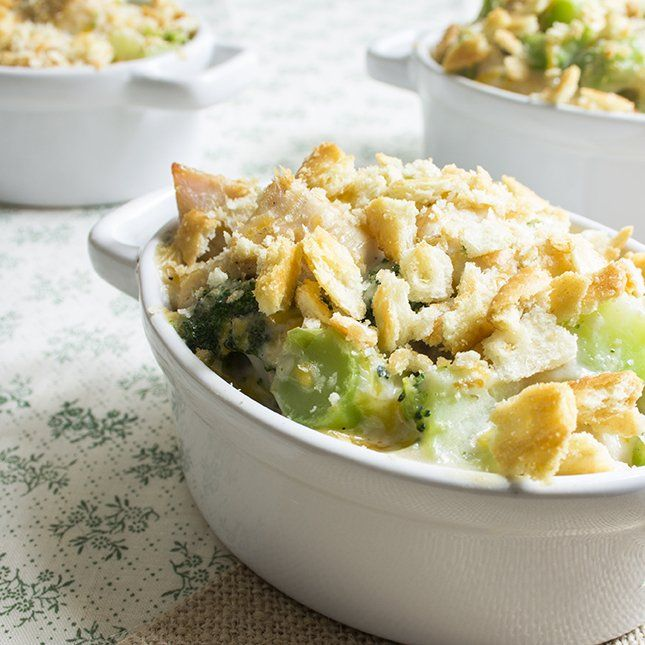 Recipe Skinny Chicken And Broccoli Casserole  Recipes -8096