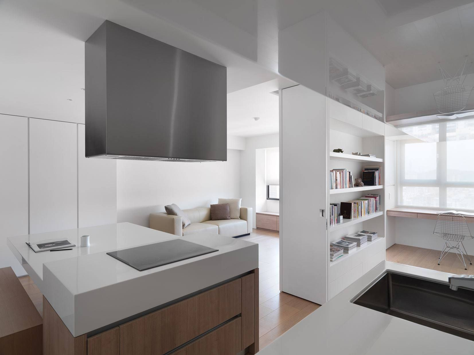 Explore Kitchen Modern, Minimalist Interior And More
