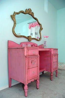 Para las jovenes, en rosa