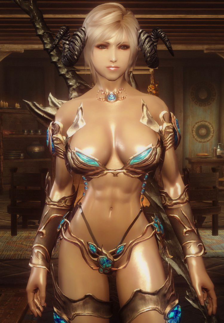from Larry sexy nude female game characters