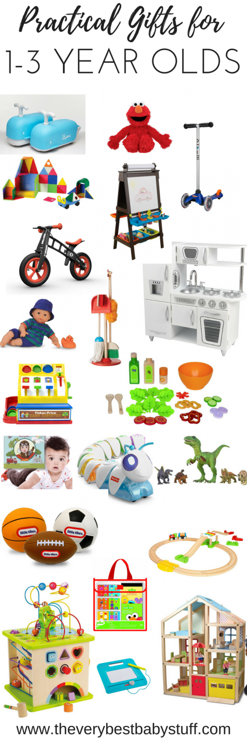 2016 Holiday Gift Guide For One To Three Year Olds