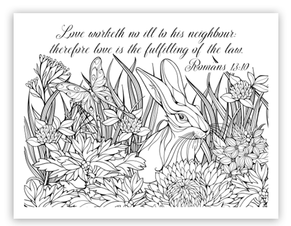 Psalm 100 kjv coloring pages ~ Bible Study – Learning to Love – Week 3 – Part 2 – Eros ...
