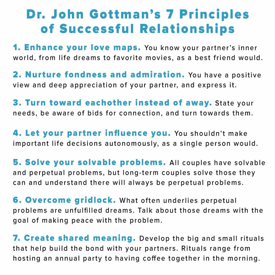 Marriage and Couples - Research | MFT-Gottman | Relationship