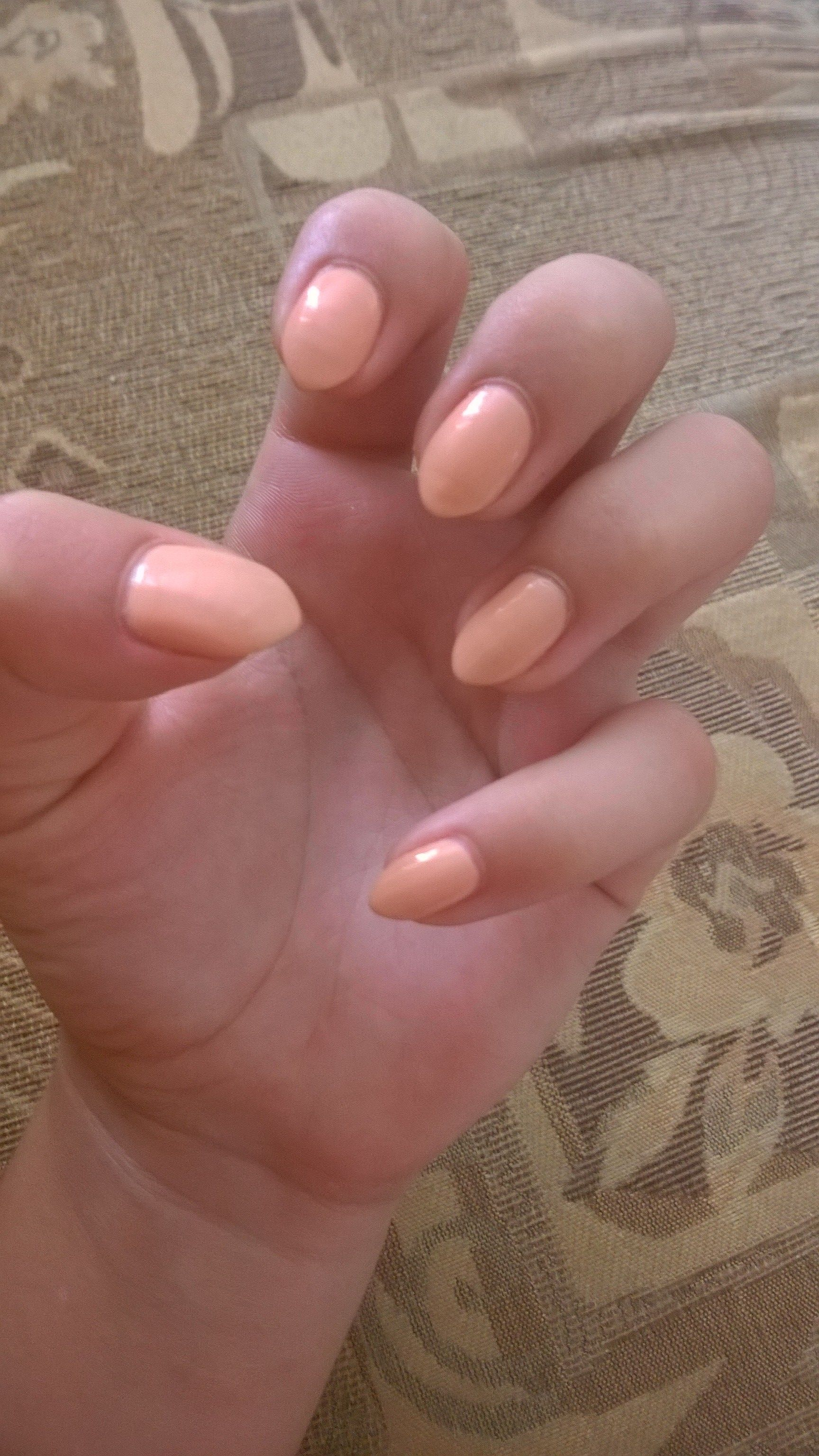 My new nail style | nails | Pinterest