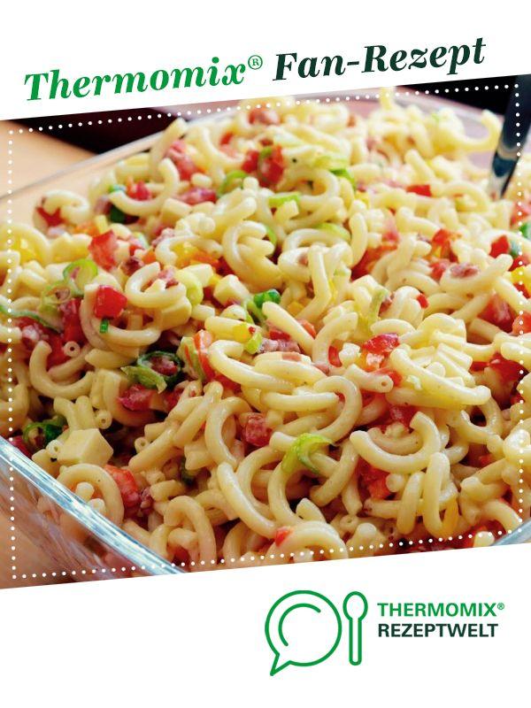 Photo of Heidi's pasta salad