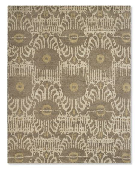 Dotted Ikat Rug Williams Sonoma 8x10 3495 This And