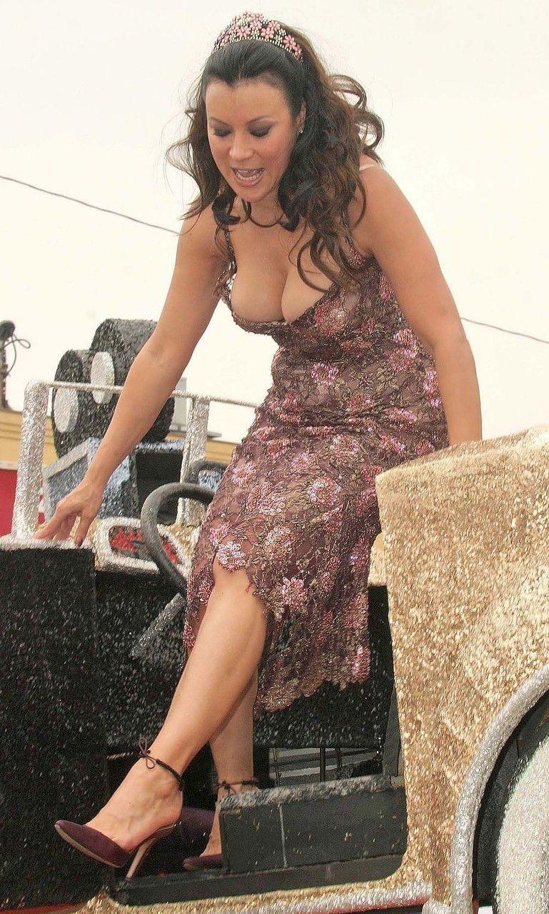 Jennifer tilly topless Feet