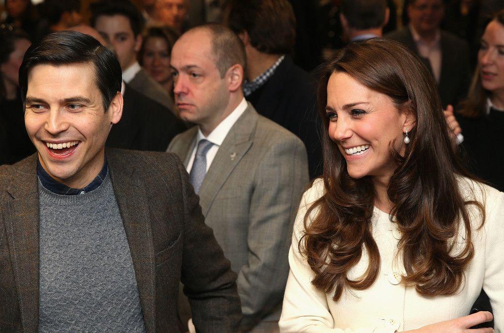 Kate Middleton Photos Photos Kate Middleton Visits The Downton Abbey Set Duchess Kate Downton Abbey Set Kate Middleton Photos