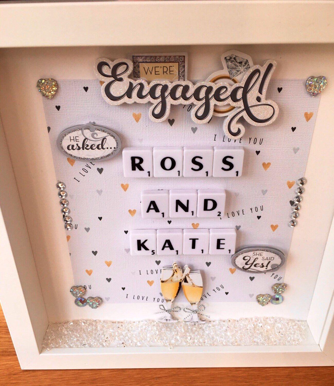 Personalised Engagement Frame, Engagement Memory Frame, Engagement ...