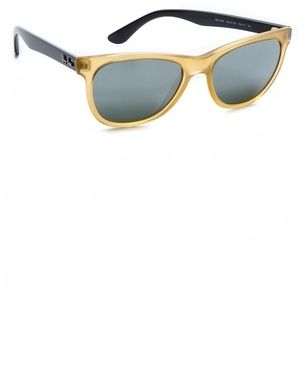 42f81812588d Ray-Ban Highstreet Two Tone Sunglasses on shopstyle.com ...