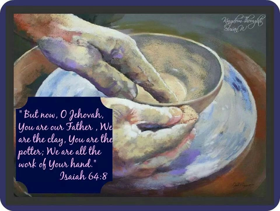 ISAIAH 648 Jehovah is called a Father because he is the
