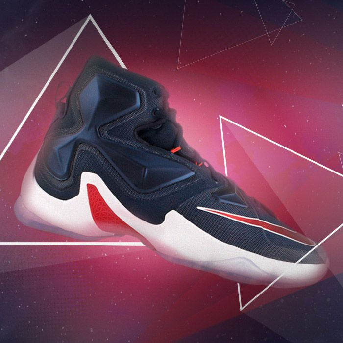 "Ball like a pro in the Nike LeBron 13 ""USA"". Available now on CityGear.com"