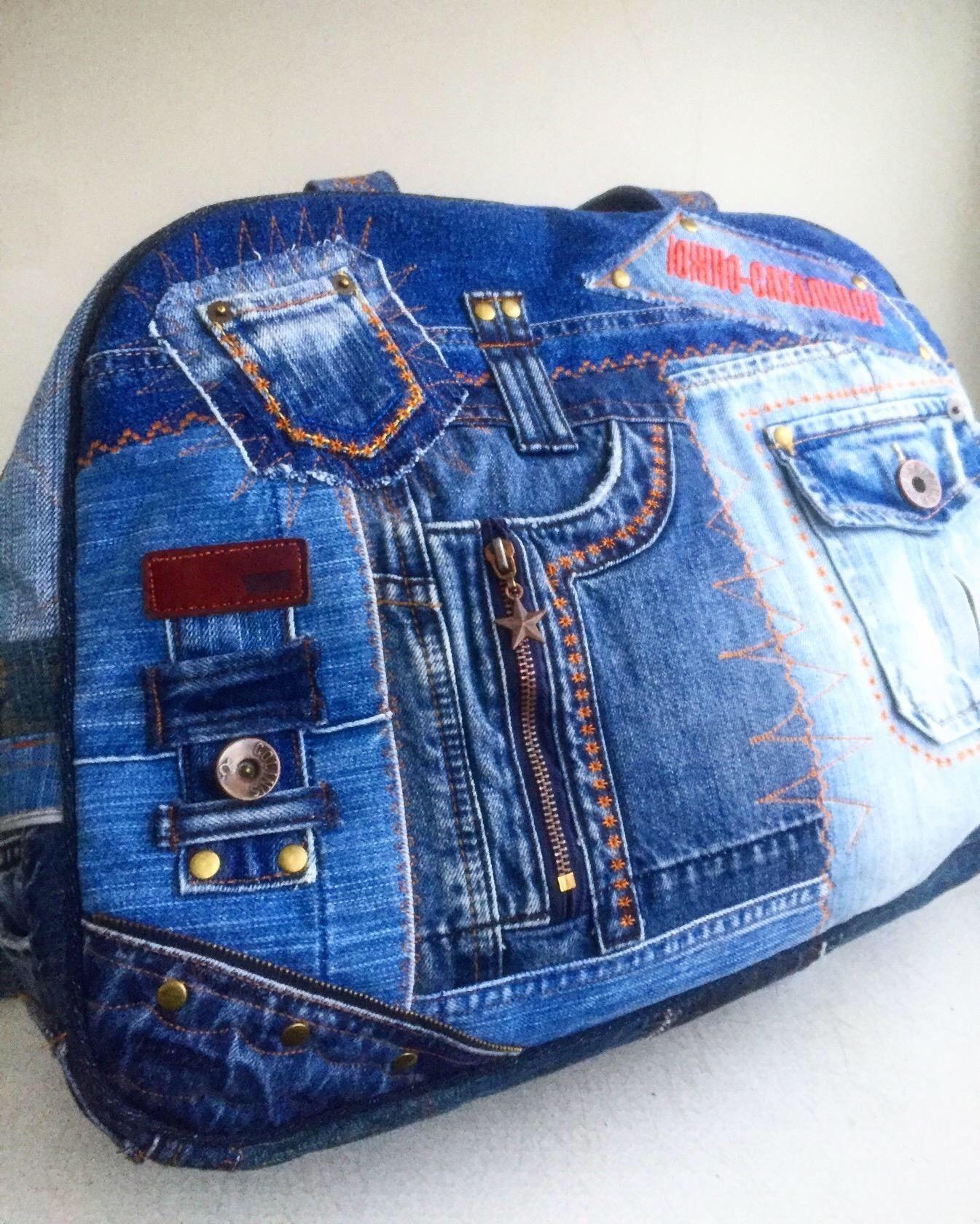 старые пятна на джинсах
