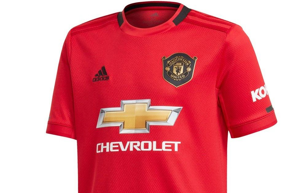 Manchester United Jersey 2019 Home Di 2020