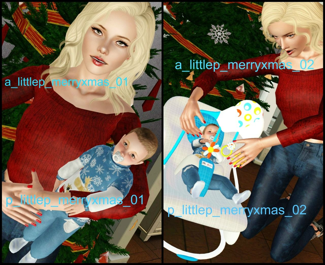 Sims 4 Christmas Poses.A Little Late But Here Is My Christmas Pose Pack It