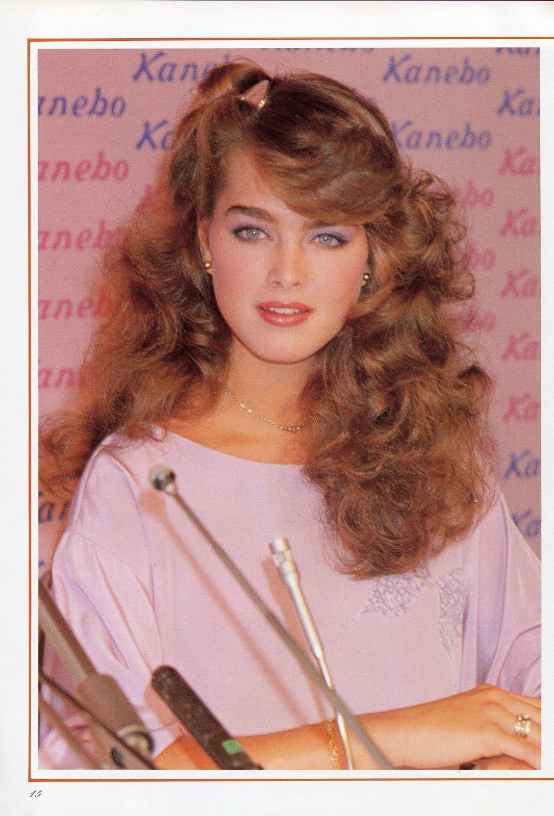 pictures Brooke Shields Circa 1981 Is Our Biggest Inspiration Right Now