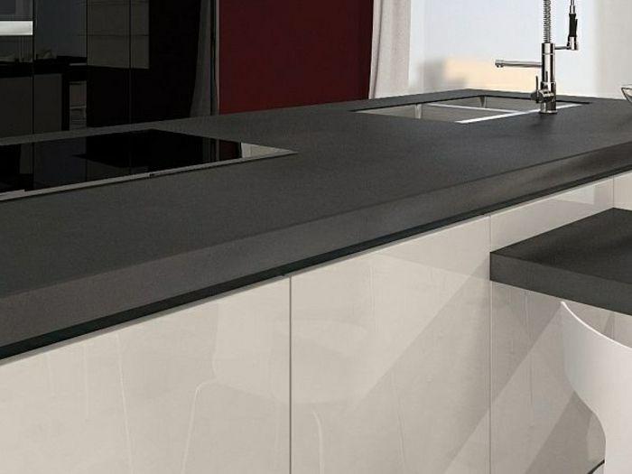 Lechner Küchenarbeitsplatten ~ Lechner küchenarbeitsplatten design nero asoluto