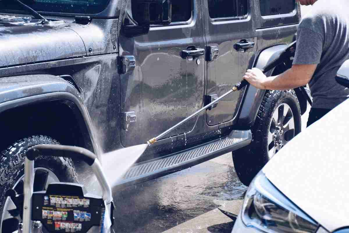 Can A Jeep Wrangler Soft Top Go Through A Carwash In 2020 Jeep