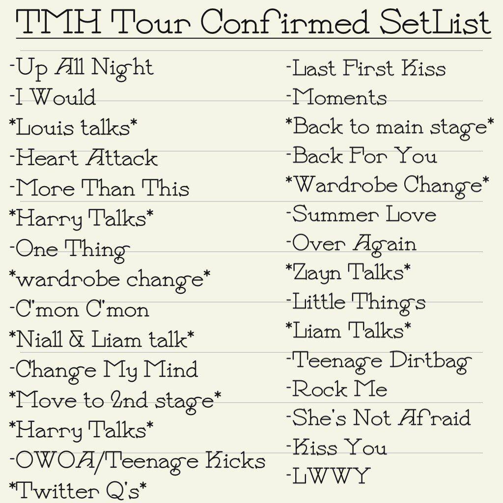 Take Me Home Tour One Direction Wikipedia