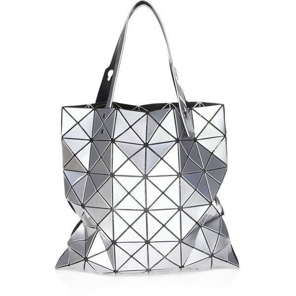 Bao Bao Issey Miyake Lucent Basic Tote (7.425 ARS) ❤ liked on Polyvore  featuring bags 5547b222f7ed5