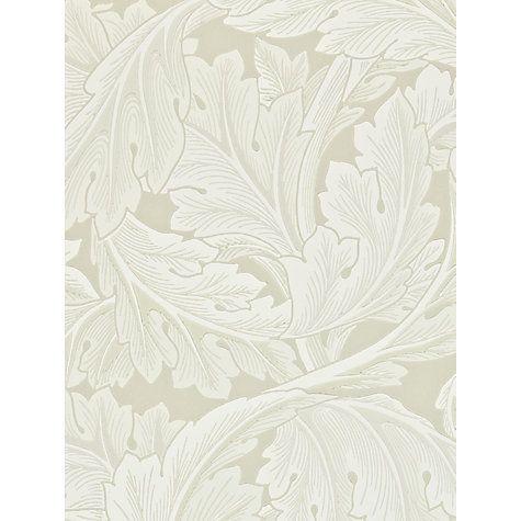 Buy Morris & Co Acanthus Wallpaper Online at johnlewis.com
