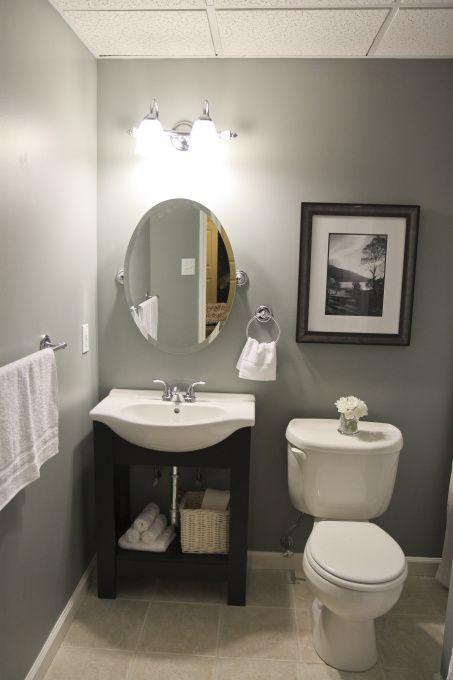 $100 Basement Bathroom Remodel  Bathroom Designs  Decorating Classy Basement Bathroom Design Ideas Design Inspiration