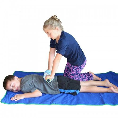 Autism Therapy Toys : Pressure foam roller autism sensory and