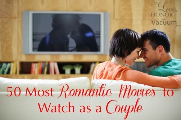Looking for some great date night resources this holiday season?  50 most romantic movies to watch as a couple
