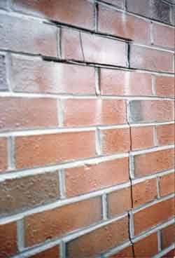 Making Brick Repairs Disappear Brick Repair Mortar Repair Brick Veneer