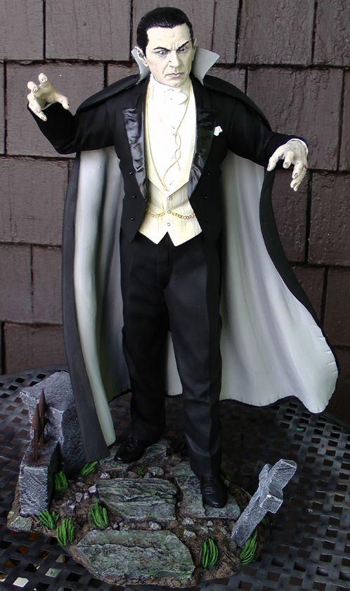 Billiken Dracula Model Kit Google Search Diorama
