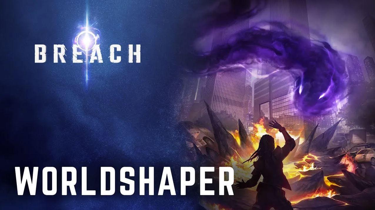 New Breach Trailer Showcases The Worldshaper Veil Demon Class Https Nichegamer Com 2019 01 14 New Breach Trailer Showcases The Wo Demon Video Game News Class