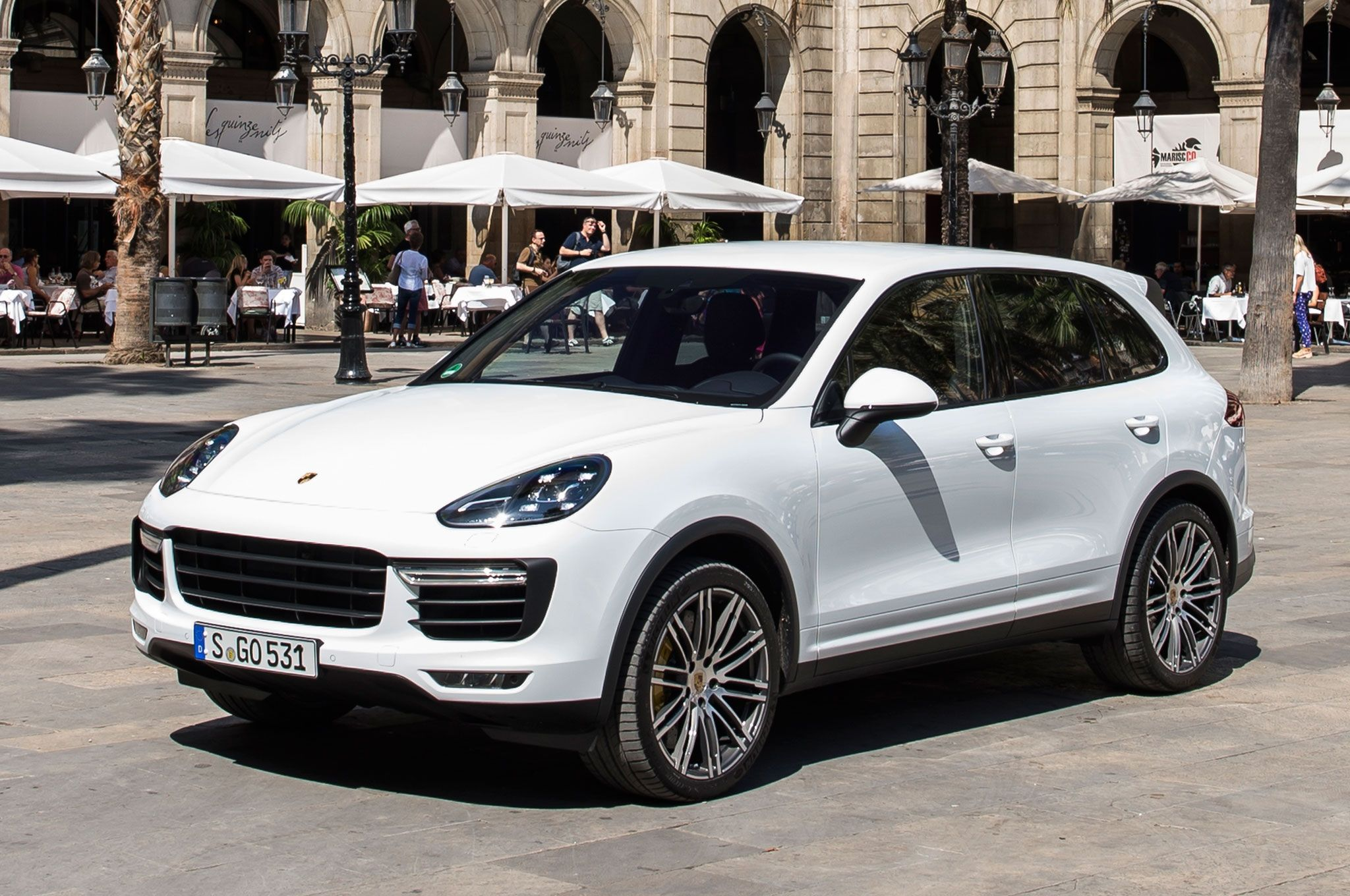 2016 porsche cayenne turbo s certified jonas best picture collection pinterest cayenne turbo cars and offroad