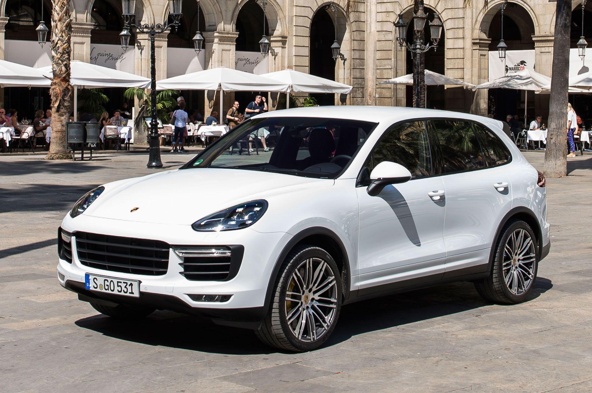 2015 Porsche Cayenne Porsche and Range Rover Pinterest