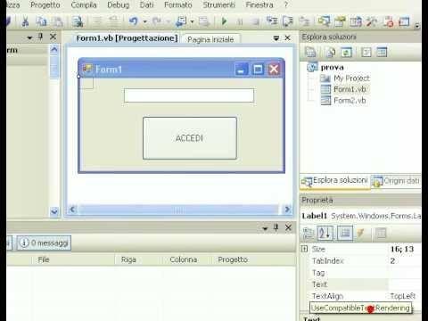Tutorial-23-Imparare Visual Basic - #Basic #Cod #Corso #Imparare #Istruzioni #ITA #Italiano #Lezione #Lezioni #Linguaggio #Online #Programma #Programmare #Programmazione #Tutorial #Video #Visual http://wp.me/p7r4xK-Vx