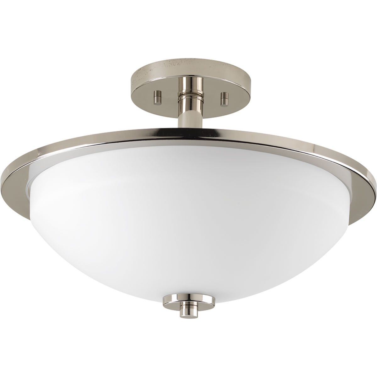 Replay 2 Light Semi Flush Mount