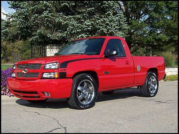 2005 Chevrolet Silverado Joe Gibbs Performance 5 3 395 Hp