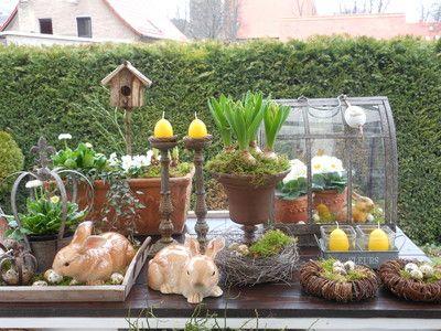 Wohnen Und Garten Deko gartendeko frühling frühling auf der terrasse wohnen und garten