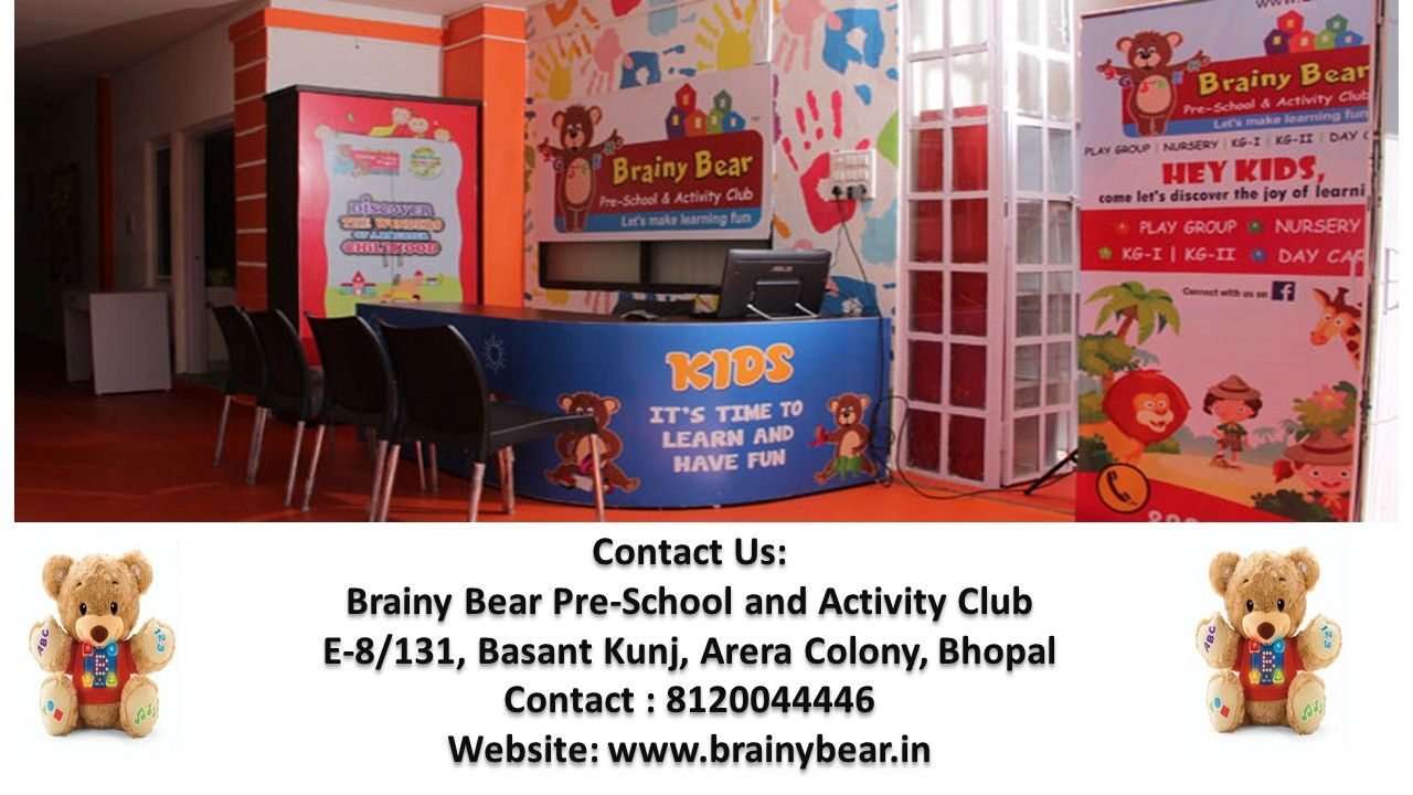 Get admission into best play school in faridabad for Kids