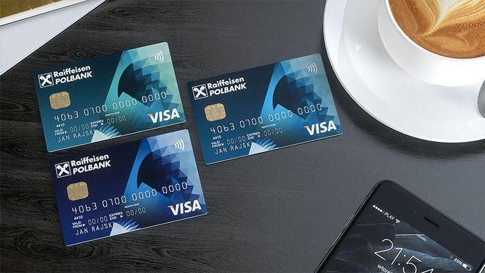 Raiffeisen Credit Card Design Credit Card Card Design