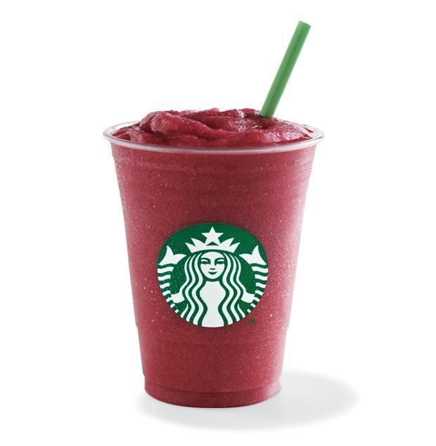 Raspberry Blackcurrant Blended Juice (Serving Suggestion