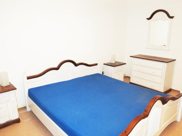 Schlafzimmer - Bett großer Schrank Kommode Nachttische Spiegel m - schlafzimmer kommode mit spiegel