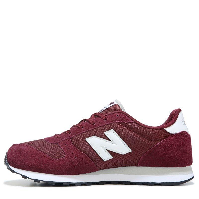 New Balance Men's 311 Jogger Shoes (Burgundy/White)