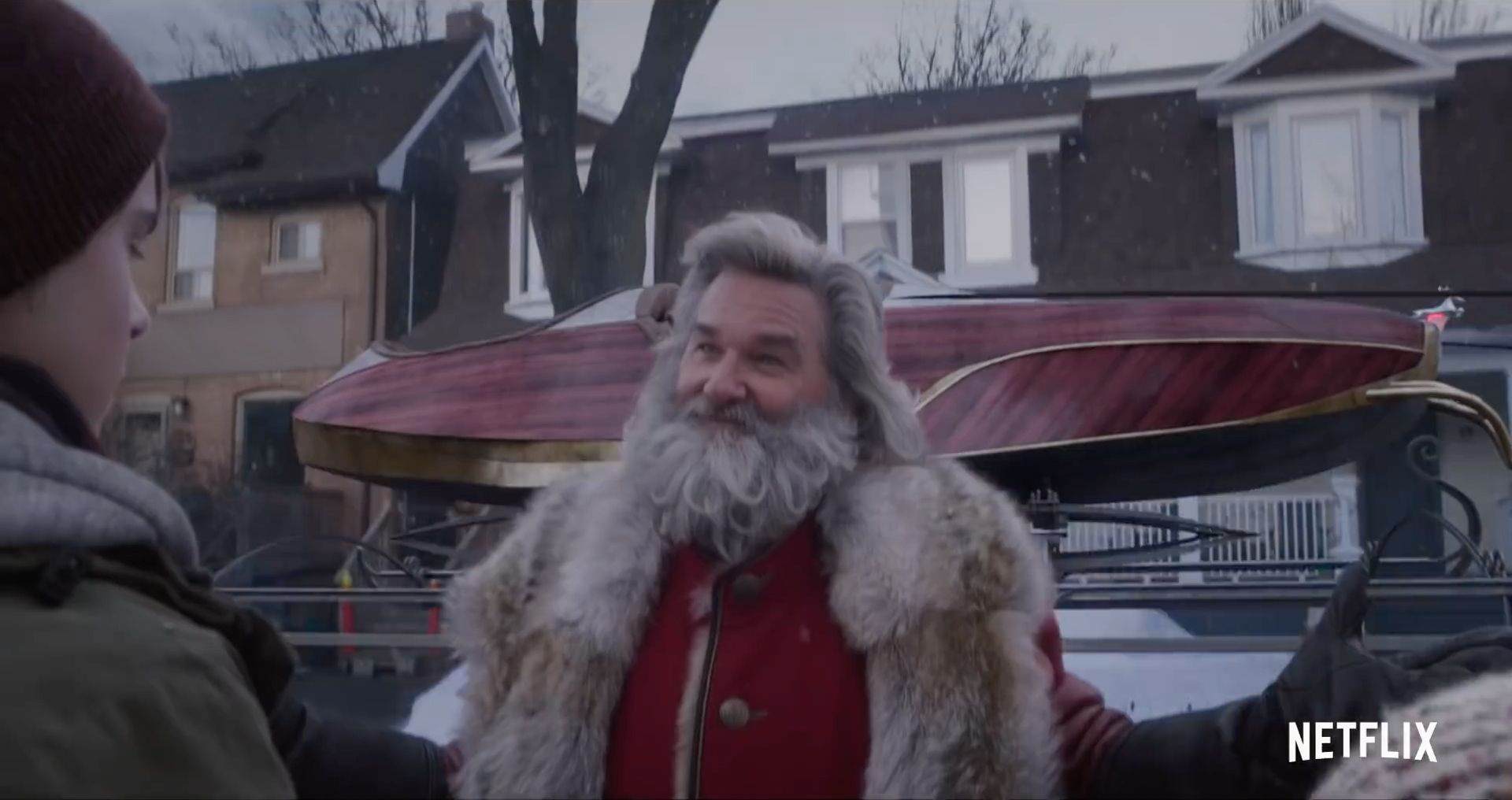 The Christmas Chronicles Netflix november, Best