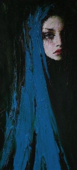 Taras Loboda (reminds me of one of my paintings though this is way better!)