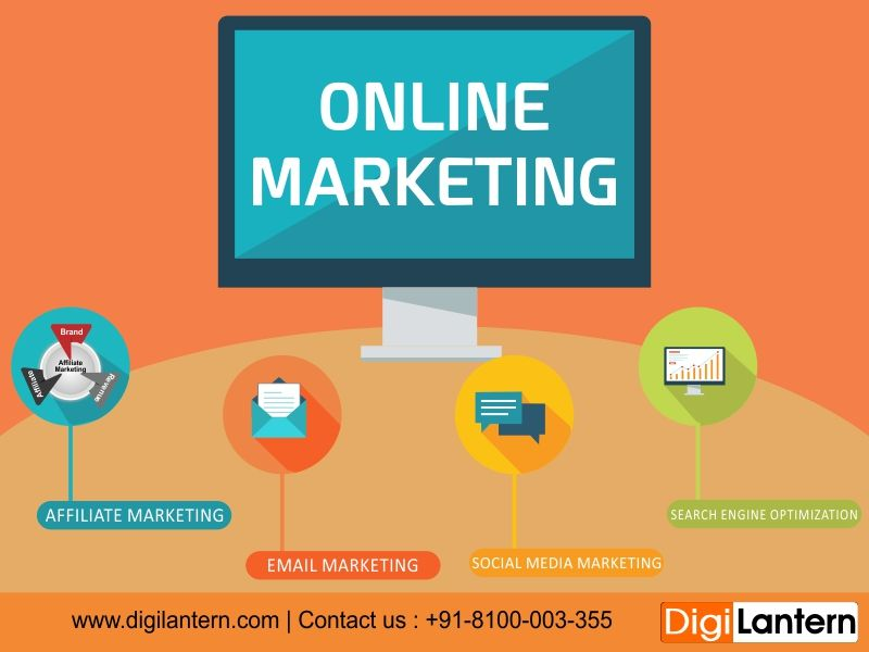 What's your online marketing strategy? Ignoring online marketing is like opening a business but not telling any one. Be a part of digitalization with DigiLantern to grow your business.